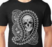 Skull Paisley Unisex T-Shirt