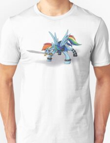 Rainbow Dash is Dragonborn  T-Shirt