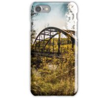 Bridge on the Rocky River iPhone Case/Skin