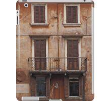 Verona - Facade iPad Case/Skin