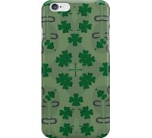 I Love Shamrocks! [iPhone - iPod Case/Skin] iPhone Case/Skin