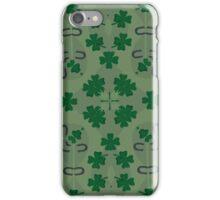 I Love Shamrocks! [iPhone - iPod Case/Skin] iPhone Case/Skin