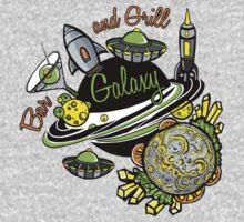 Galaxy Bar & Grill by Ameda Nowlin