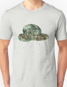 pastel autumn is coming... T-Shirt