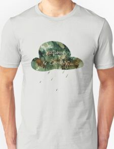 blue autumn is coming... T-Shirt