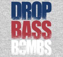 Drop Bass Not Bombs (Australia) [Stencil Series] by DropBass