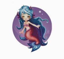 Sapphire Mermaid by Manolya Jay Gan