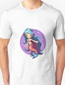 Sapphire Mermaid Unisex T-Shirt