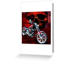 Heaven & Hell Greeting Card