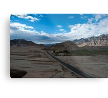 Highest desert Metal Print