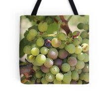 Winery Grapes Tote Bag