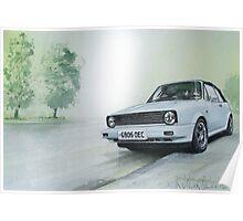 Marks Car Poster