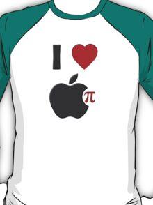 I Love Apple Pie T-Shirt
