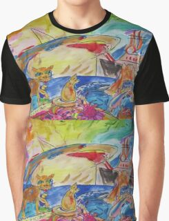 We Come In Peace Graphic T-Shirt