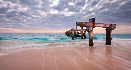 Jurian Bay Jetty by Gormaymax