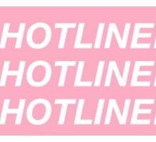 hotlinebling  Sticker