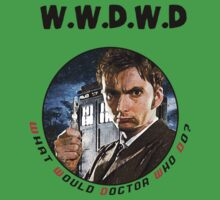 WWDWD - What Would Doctor Who Do? by tappers24