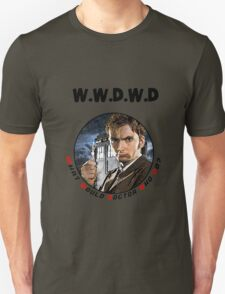 WWDWD - What Would Doctor Who Do? Unisex T-Shirt