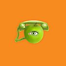 Apple. Eye. Phone. by Andy Hook