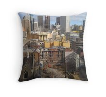 120 Colins Street,Sydney Throw Pillow