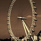 Eye of London by Amy Louise Morris