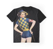 Tasty Pinup Hot Racer Graphic T-Shirt