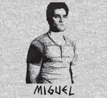 Miguel by xSadiax
