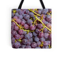 Italian Red Grapes Bunch   Tote Bag
