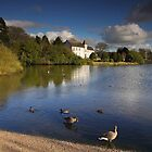 Peoples park, Ballymena. by Fred Taylor