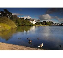 Peoples park, Ballymena. Photographic Print