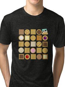 Biscuits Tri-blend T-Shirt