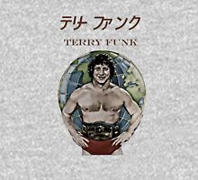 Terry Funk - Japanese Legend Long Sleeve T-Shirt
