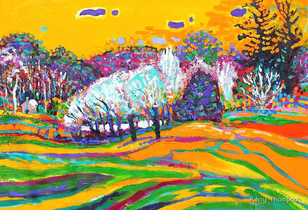 """Singleman's Hut, """"Bundanon"""" by Kerry  Thompson"""