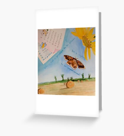 Great Puzzle Greeting Card