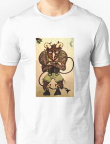 Krampus the Christmas Devil T-Shirt