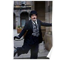Mr Chaplin Poster