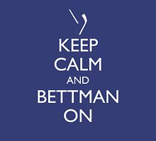 Keep Calm and Bettman On Unisex T-Shirt