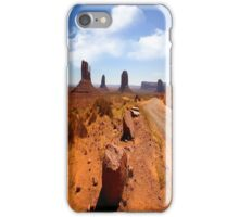 The Road In iPhone Case/Skin