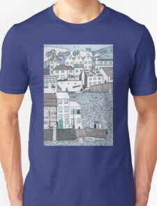 Your boat hasn't come in yet! Unisex T-Shirt
