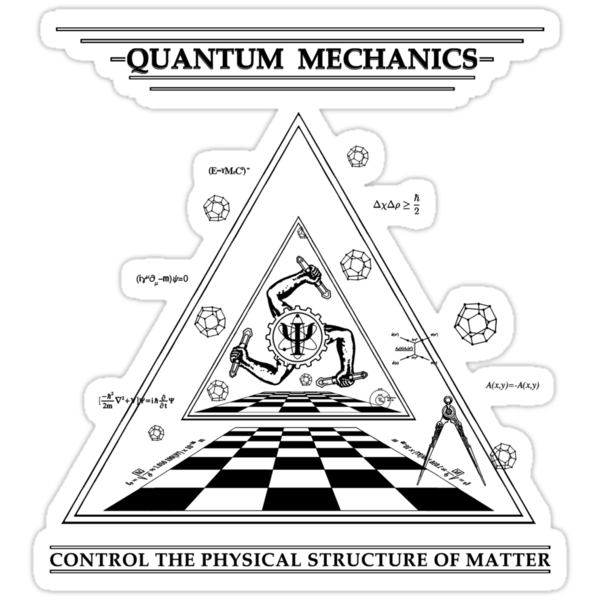 Quantum Mechanics by GUS3141592