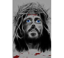 † ❤ † ❤ JESUS SHED HIS BLOOD FOR US ~IF THAT ISN'T LOVE † ❤ † ❤ Photographic Print
