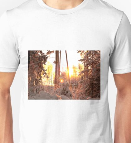 Winter on fire T-Shirt