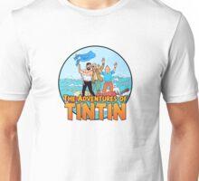 The Adventures of Tintin Unisex T-Shirt