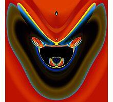 faces & creatures 015 Photographic Print