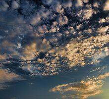 Cloud 20120825-10 by Carolyn  Fletcher