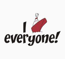 I ship: EVERYONE! One Piece - Short Sleeve