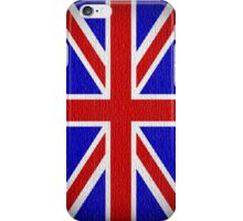 Flag UK iphone iPhone Case/Skin