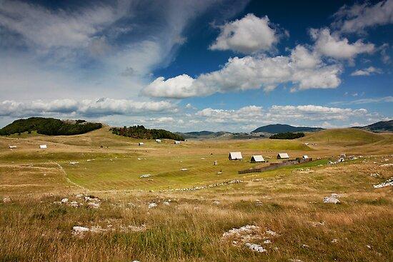 Montenegro's beauty by Dominika Aniola