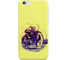 Cycle In First place by Drenco iPhone Case/Skin