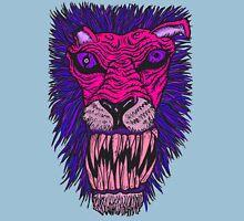 Monster Mondays #2 - Lionel Lion - Anger Monster! - Purple Unisex T-Shirt